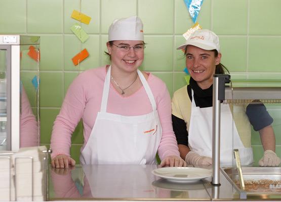 ESSWERK Essen u2013 Schule u2013 Service